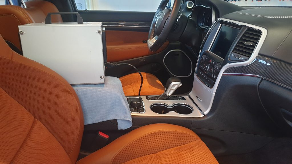 Automobilio ozonavimas